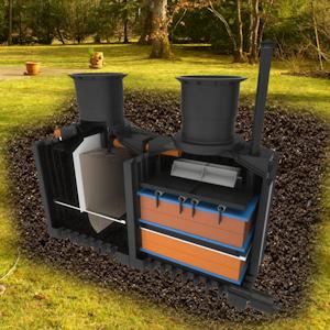 Clearfox - Micro station pour l'épuration des eaux usées - Assainissement Non Collectif